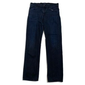 Citizens Of Humanity Dark Wash Blue Denim Jeans